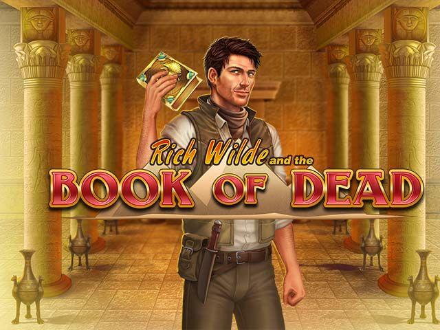 Book of Dead - Ein schöner Slot von Play'n GO