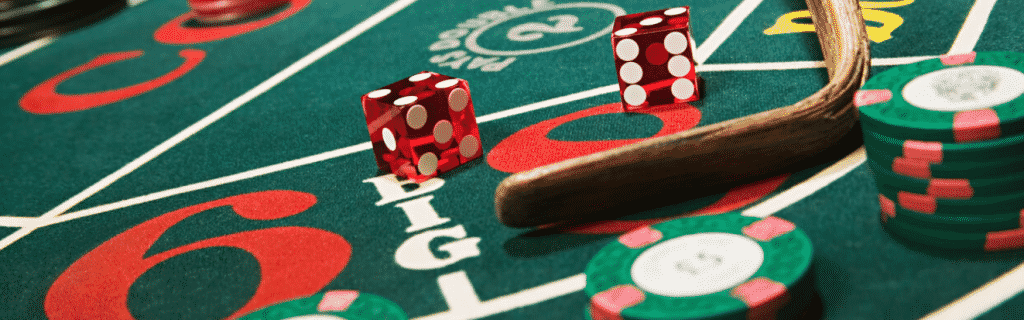 Craps online - Seven Eleven in deutschen Online Casinos